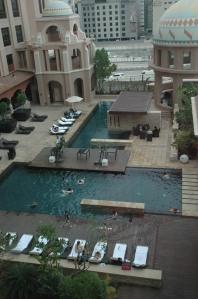 Kempinski Hotel, Dubai, UAE