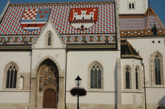 The Croatian capital of Zagreb makes a great weekend Getaway