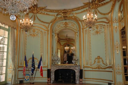 Romanian Embassy, Paris 75007