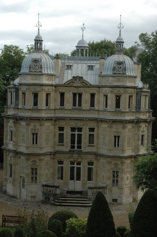 The Monte-Cristo Chateau