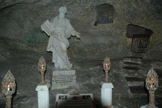 St. Paul's Grotto, Rabat, Malta