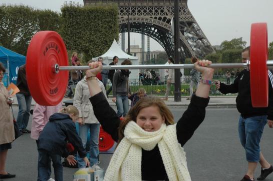 Famillathlon in Paris, 2013